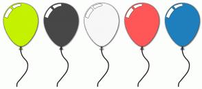 Color Scheme with #C4F200 #474747 #F7F7F7 #FF5757 #1F7FBD