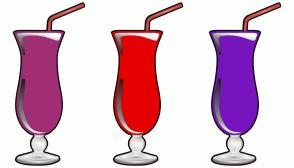 Color Scheme with #A12E75 #E50000 #7814BD