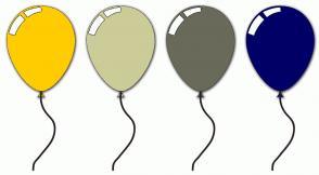 Color Scheme with #FFCC00 #CCCC99 #6A6A5A #000066
