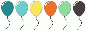 Color Scheme with #218C8D #6CCECB #F9E559 #EF7126 #8EDC9D #473E3F