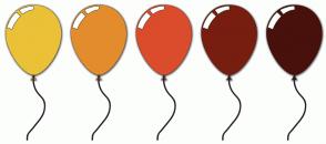 Color Scheme with #EBC137 #E38C2D #DB4C2C #771E10 #48110C