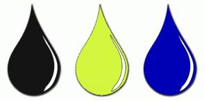 Color Scheme with #141414 #D2F73E #0000B5