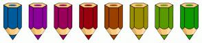 Color Scheme with #005B9A #8D009A #9A005A #9A000D #9A4000 #9A8D00 #5A9A00 #0D9A00