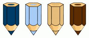 Color Scheme with #003D67 #A7CDF7 #E7BD7A #5E2D00