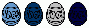 Color Scheme with #6699CC #003366 #C0C0C0 #000044