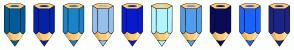 Color Scheme with #005B9A #0323A8 #1C83C9 #96C0EB #081BD1 #B3F5FC #529DEB #0A0C59 #1964FA #1C2585