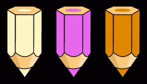 Color Scheme with #FFF5C3 #E768ED #E08700
