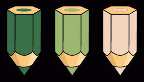 Color Scheme with #397249 #9CB770 #F3D5BD