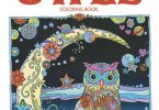 Owls - Adult Coloring Book