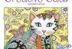 Creative Cats - Creative Haven colouring book