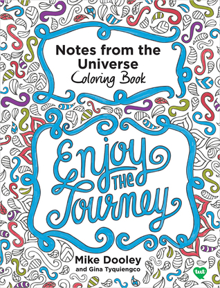 Notes from the Universe - Coloring Book