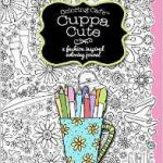 Coloring Cafe - Cuppa Cute Journal