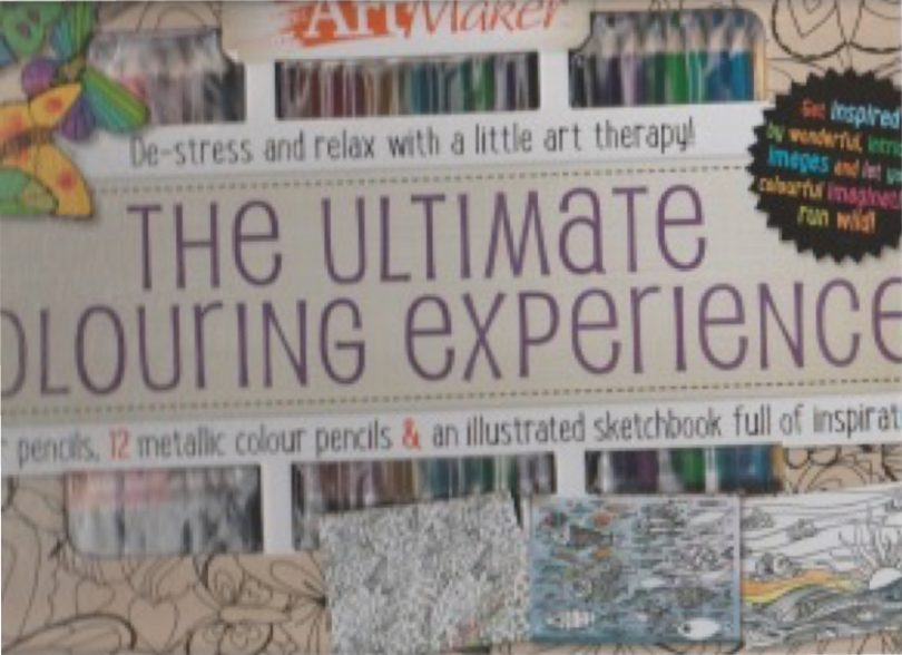 Ultimate colouring experience