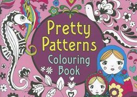 Pretty Patterns Coloring Book
