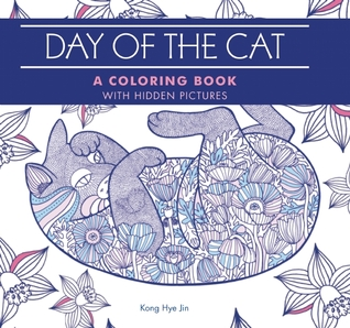 Day of the Cat Colouring Book