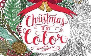 Christmas to Color - Mary Tanana