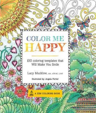 Colour Me Happy - Lacy Mucklow & Angela Porter