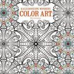Kaleidescope Wonders Colouring Book