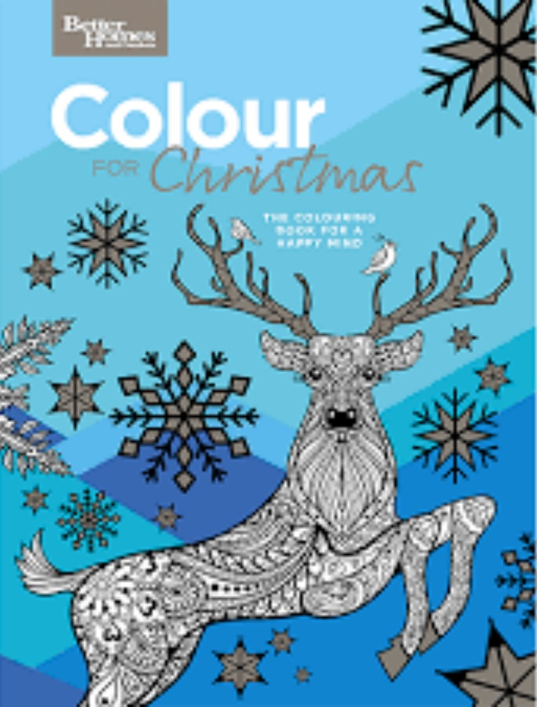 Colour for Christmas - BH&G