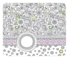 colour your days notepad