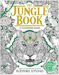 The Jungle Book - A Colouring Book