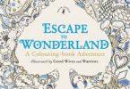 Escape To Wonderland Colouring Book