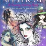 Mystical: A Fantasy Coloring Book