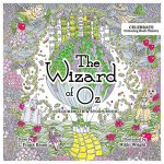 Wizard of Oz Colouring Book