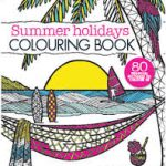 Summer Holidays Colouring Book