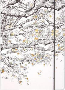 The Time Garden A5 Notebook – Daria Song