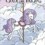 carousel dreams coloring book by Yampuff