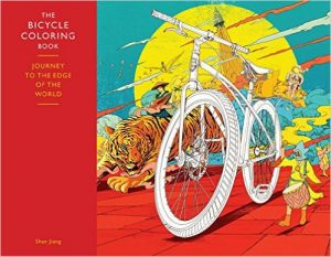 The Bicycle Coloring Book – Journey to the Edge of the World
