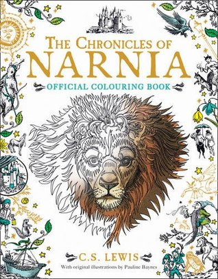 The Chronicles Of Narnia Official Colouring Book Coloring Queen This is the land of narnia, said the faun, where we are now; coloring queen