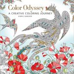 ColorOdyssey 150x150 - World Travel Disney Painting  Coloring Book Review