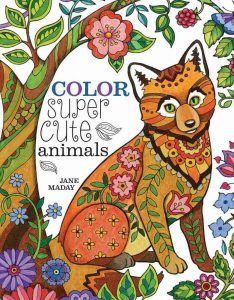 Color Super Cute Animals Review – Jane Maday