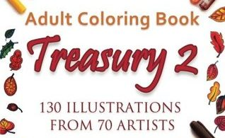 ColoringBookTreasury2 318x195 - The Official Trolls Coloring Book