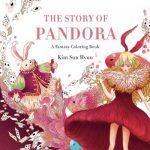 TheStoryofPandora 150x150 - World Travel Disney Painting  Coloring Book Review