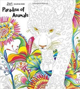 Paradise of Animals Coloring Book – Fujiyoshi Brothers