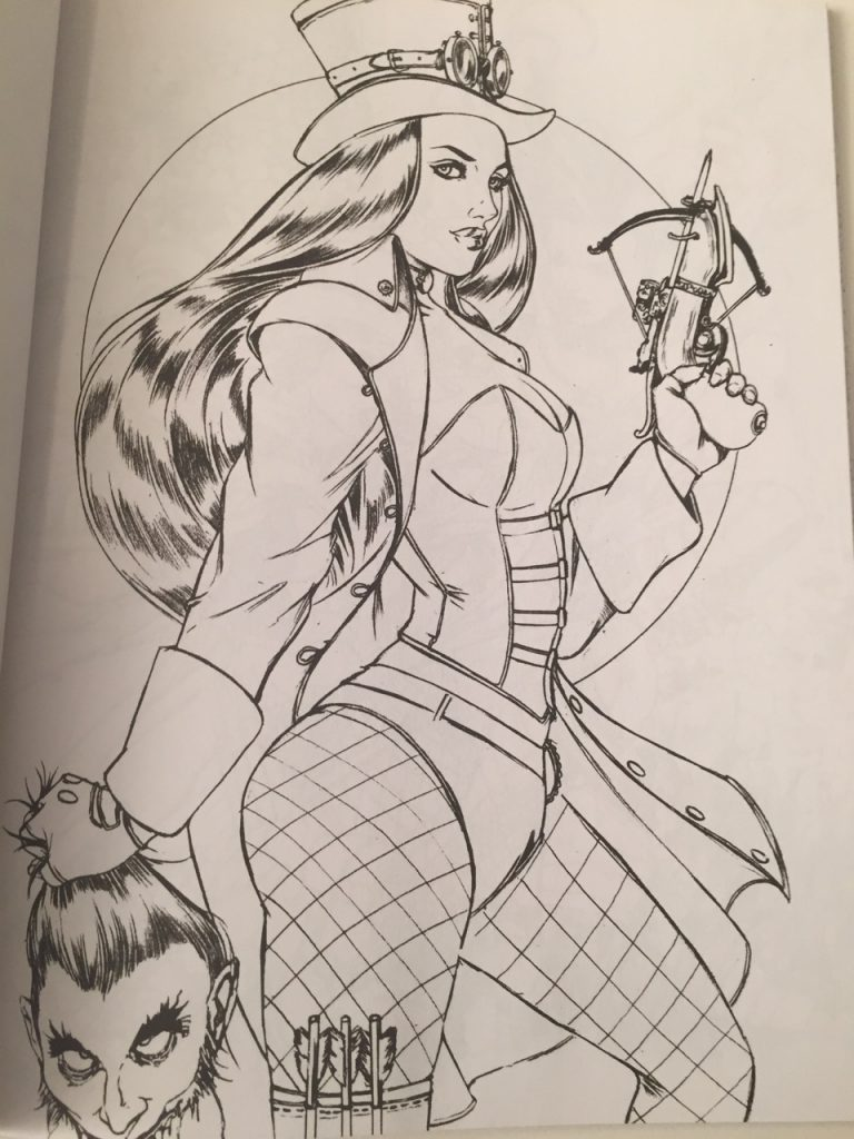 grimm fairy tale coloring pages - photo#3