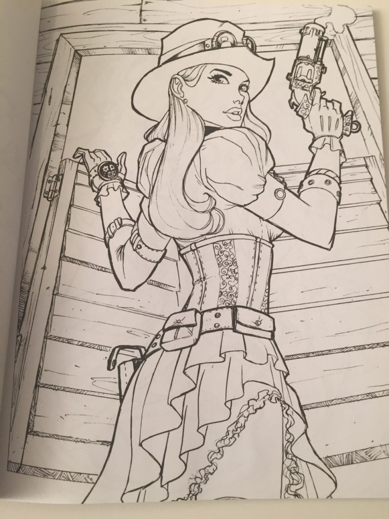 Grimm Fairy Tales - Adult Coloring Book - Different ...