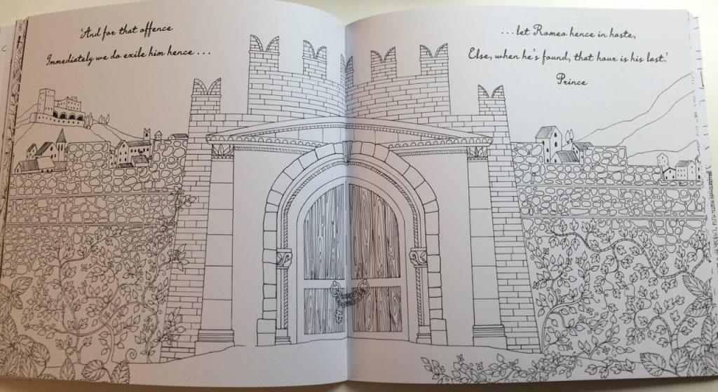 Romeo & Juliet (A Colouring Classic): William-Shakespeare ... | 560x1024