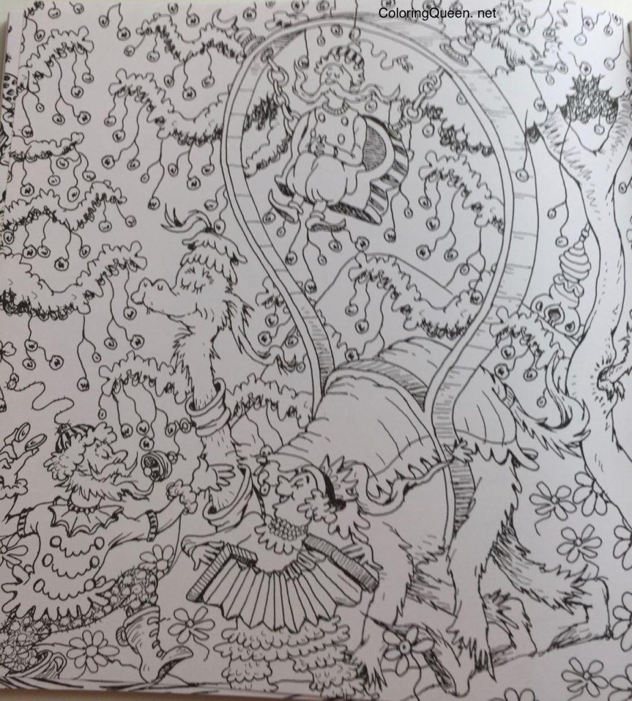 - Dr Seuss Coloring Book Coloring Queen