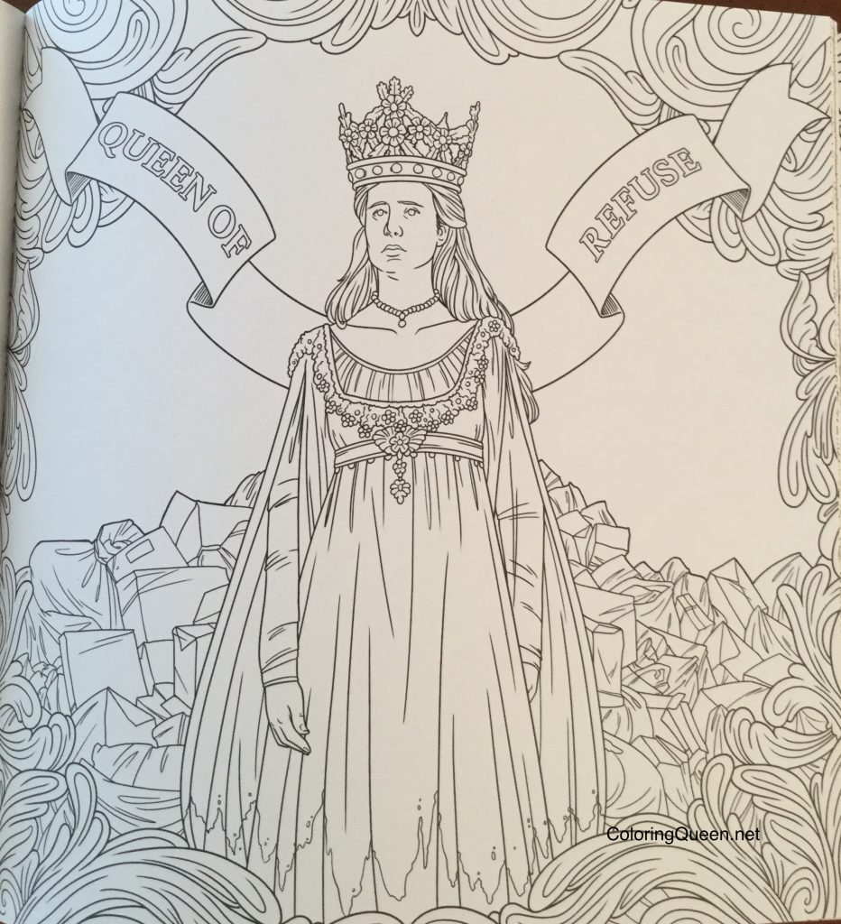 The Princess Bride A Story Book To Color Review