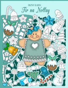 Tir Na Nollag Coloring Book
