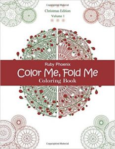 Color Me,  Fold Me Coloring Book