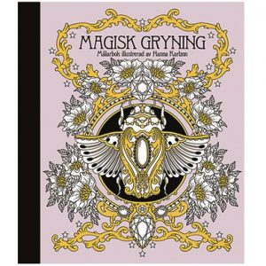 Magisk Gryning Malarbok (Magical Dawn Coloring Book)