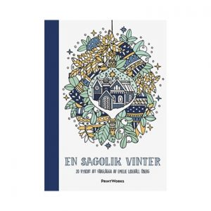 En Sagolik Vinter (A Fabulous Winter Postcards)