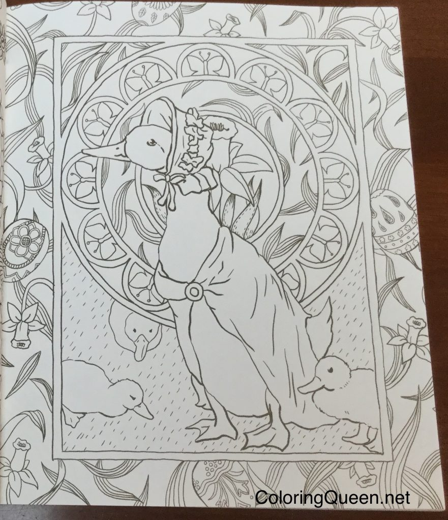 - Peter Rabbit's World To Enjoy - Japanese Coloring Book Coloring