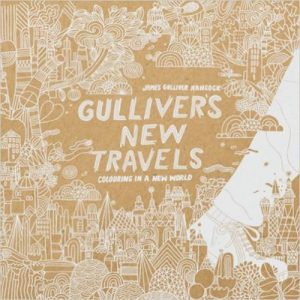 Gullivers New Travels Coloring Book Review