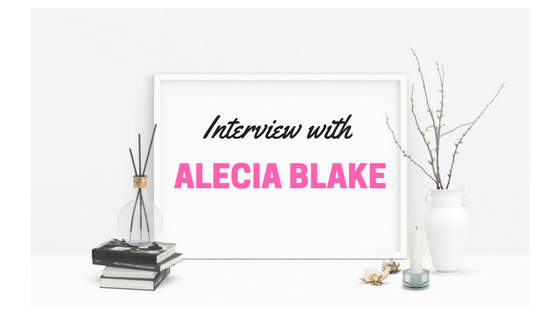 INTERVIEW 1 - Alecia Blake